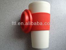 16oz PP Double Wall Cups Can print logo and custom logo