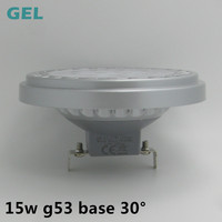 order from china direct shenzhen led light ar111 es111 15w g53 qr111 led