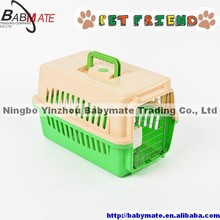 BMP0068 Ningbo BABYMATE Small Dog Carrier Kennel, Pet Travel Cage Wholesale