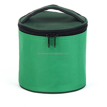 High quality portable 600D Polyester oxford cooler bag