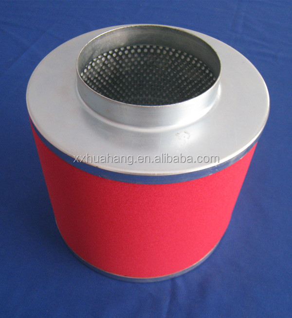 Carbon Air Filters Commercial : Industrial dust active carbon air filter for general