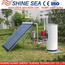 200L Split Pressurized Heat Pipe Solar Water Heater System(los calentadores solares de agua)