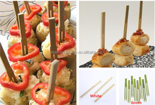 Mass supply cheap flat production skewers / meat skewers from china