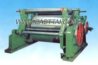Pope reel for paper processing machine