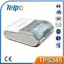 Telpo TPS345 handheld bluetooth interface type and document printer