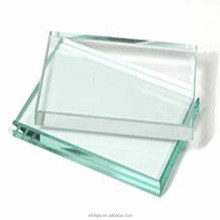 12mm thick glass clear float for tempered or toughened