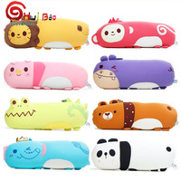 Oem manufacturer customized animal shaped microbead pillow stuffing