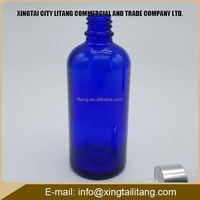 e cigarette liquid smoke oil 15ml 30ml gradient colored glass bottle with childproof tamper evident cap
