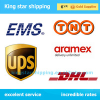shipping to SANTO DOMINGO DOMINICA by dhl/ups/fedex/tnt/ems/aramex