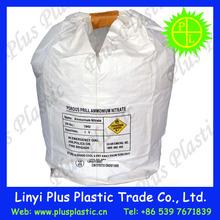 White bulk bag ton bag big bag 1 ton 2 ton 1.5 ton