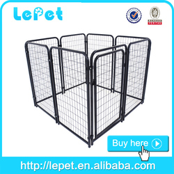 China supplier and high quality dog kennel wholesale /iron fence dog kennel for sale