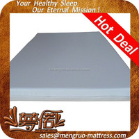 out door single size elastic sponge vinyl mattress