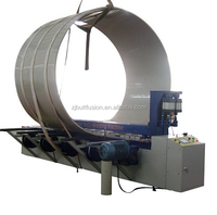 DH6000 best supply automatic plastic sheet rolling machine