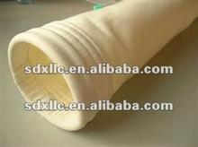 P84 filtro de bolsa 500 g para asfalto del polvo de la planta recoger