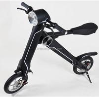 New Style Folding Electric Bike Adult Mini fast foldable electric scooter bicycle Folding Electric bike