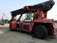 used manual stacker reclaimer, kalmar reach stacker