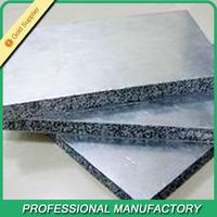 Sound Barrier Aluminum Foam Board