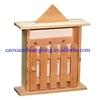 2015 new design cheap decorative wooden key box wholesale