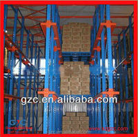 made in China adjustable heavy duty warehouse drive in pallet racking