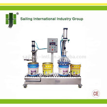 GCJ01 50 II Weighing Type Semi-Automatic liquid filling machine