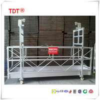 Singapore working platform/windows cleaning suspended platform/GONDOLA/CRADLE/Sky climber