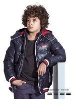 Glo-story ashion boy child trench coat