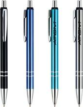 metal ballpoint pen laser logo metal pen AL-9237