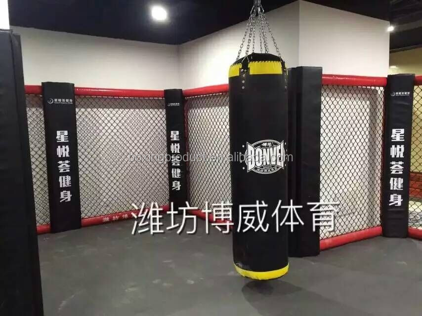 Mma Cage Wall Fencing For Gym Buy Decorative Wall Fence