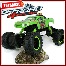Electric Rock Crawler King (1:12 Scale) R/C Off-Road Vehicle 4wd best rc buggy