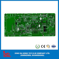 2layer ,4 layer ,6 layer pcb custom pcb manufacturer in shenzhen