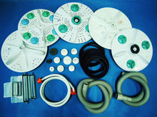 Types of washing machine spare parts