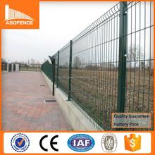 Powder coated metal fence panels / welded metal fence / fence panels