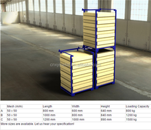 CE Certification Metal Stacking Racks and Shelves