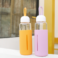 High Quality Glass Water Bottles milk shake bottle New Wholesale