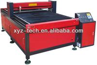 automatic feeding fabric laser cutter _ cloth laser cutting machine with scanner XJ1325
