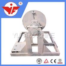 2b finished 316ti stainless steel sheet aluminium metal roofing ridge cap making machine