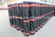 SBS modified asphalt waterproof membrane(sbs,2mm-4mm,PE film,mineral granules,AL foil)