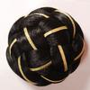 Hair chignons wholesale hair bun synthetic hair wig for black women