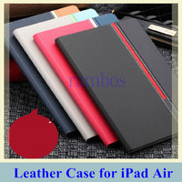Folding PU Leather Stand Smart Cover Case Capa Para for iPad Air/5