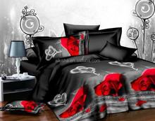 harley davidson comforter 3d flower pattern sofa printed duvet cover set