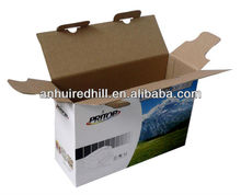Corrugated cardboard Electrical boxes