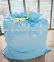 Hot Sale PE Plastic Draw String Garbage Bags with High Quality