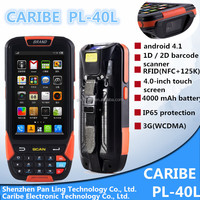 CARIBE PL-40L AU135 wholesale WCDMA GSM nfc android smart cell phone