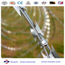 2015 Security fence:physical security solutions welded wire anti climb fence