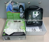 Hot sale Car tire inflator kit with sealant