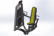 Top quality classical commercial gym equipment / Vertical press