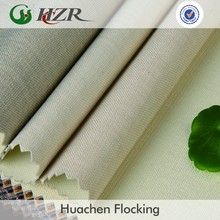 Polyester woven cationic PA coating water proof fabric soft funishing fire retardant is available