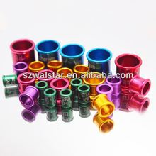 all cololrs Birds Foot Bands Birds Tags Rings 2mm-22mm Customized