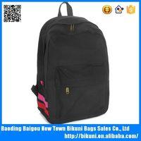 2015 teens nylon sport backpack leisure business laptop backpack female laptop backpack