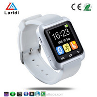 New arrived Bluetooth and cheap Android Smart Watch U8 SmartWatch For All Android Smart Phone and supporting Multi-Languages